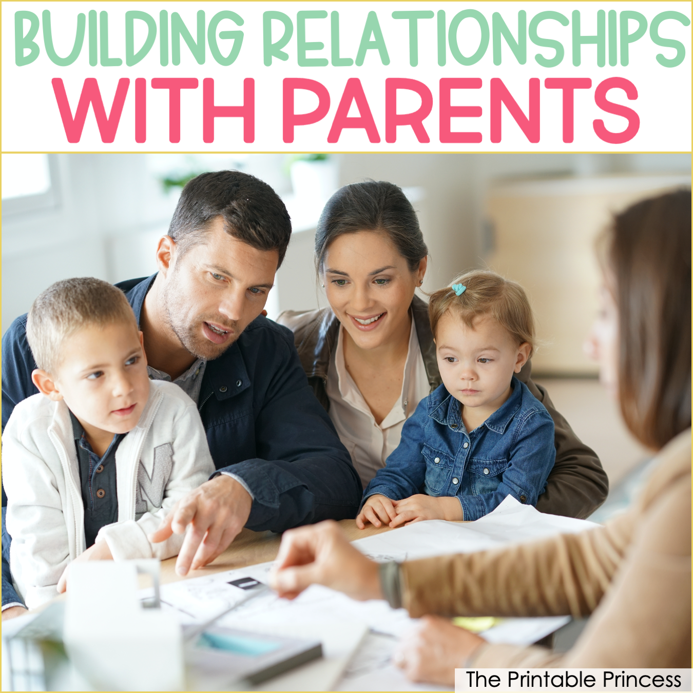 Tips for Positive Communication With Parents