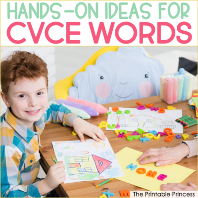 Tips for Teaching CVCe Words in Kindergarten