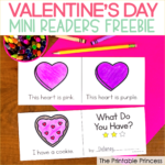 Valentine's Day Read Alouds for Kindergarten