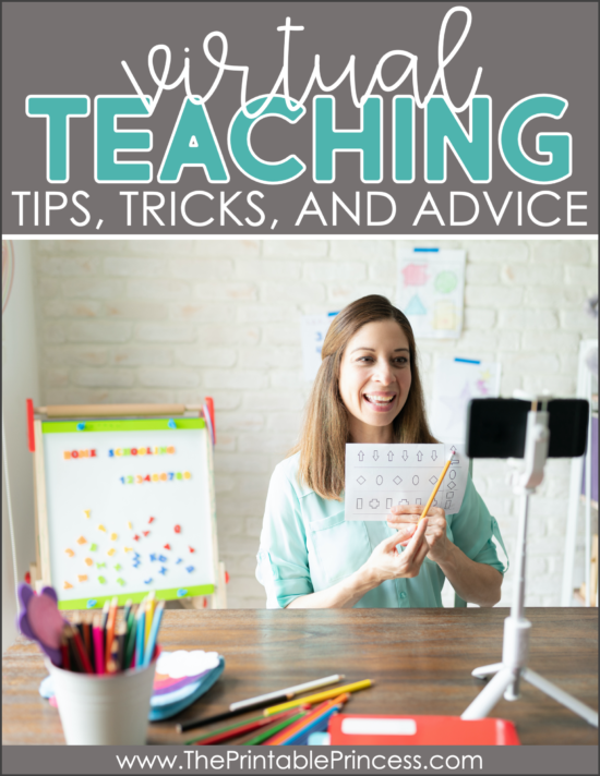 virtual teaching tips