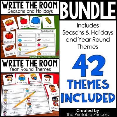 Write the Room Year Long Bundle