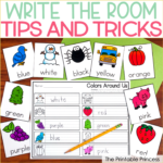 Write the Room Tips and Tricks
