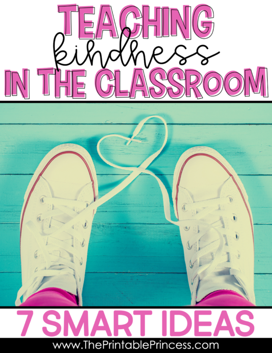 Creating a culture of kindness is a crucial part of a well-functioning classroom. Teaching PreK, Kindergarten, and First Grade students how to be kind is just as important as teaching routines and procedures. Here are 7 fun ways that you can incorporate kindness into your PreK, Kindergarten, or First Grade classroom.